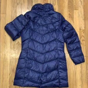Nice Blue LL Bean Coat